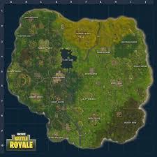 Rock Tunnel Leaf Green Map So Sieht Die Neue Veränderte Map Von Fortnite Battle Royale Aus