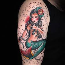 90 alluring mermaid tattoo designs beautiful and mythical creature