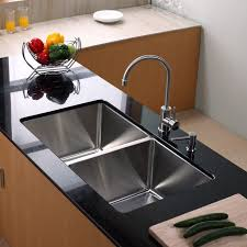 Stainless Steel Kitchen Sink Cabinet by Kitchen Stainless Steel Kitchen Sinks Will Make A Big Splash In