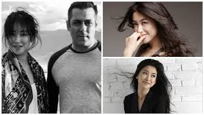 salman khan u0027s tubelight actress zhu zhu celebrities