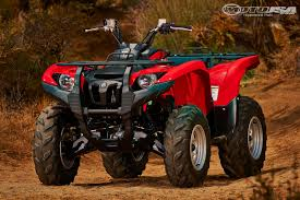 2014 yamaha grizzly 700 first ride photos motorcycle usa