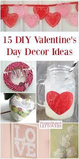 valentines day decor 15 diy s day decor ideas