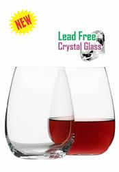 engraved or printed wine glasses custom wine glassware