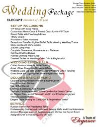 wedding planner packages chic wedding planning packages wedding planner packages in cebu