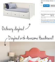 hemnes daybed hack examplary light brown daybed valance ing bedroom decoration using