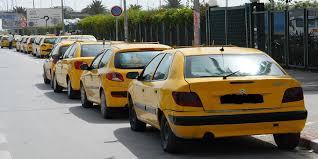 bureau des taxis sousse les chauffeurs de taxi protestent manager