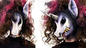 wow murloc halloween makeup tutorial by ellimacs