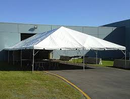 rent canopy tent tent rental aaa rental system