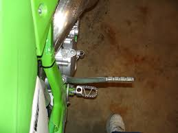 kdxrider net u2022 view topic kx kickstart lever how to