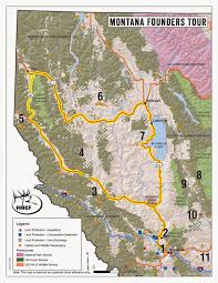 Libby Montana Map by Elk Tracks Back To The Future Rmef Returns To Its Roots