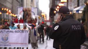thanksgiving day parade in chicago extra security rain doesn u0027t dampen chicago u0027s thanksgiving day