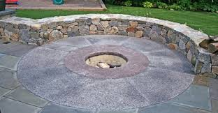 Concrete Firepit Pits Concrete Pit Designs And Ideas The