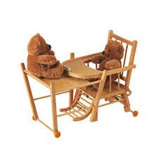 chaise bebe en bois chaise marcel transformable de combelle chaises hautes réglables