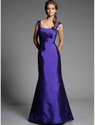 buy tailor made a line straps empire simple style cheap bridesmaid
