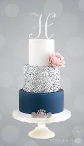 wedding cake quotes amazing silver color silver color wedding cake heart touching
