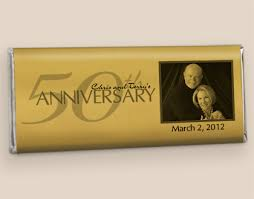 50 year anniversary gift 50th anniversary gifts wh candy