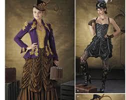 Victorian Halloween Costumes Women Steampunk Costume Etsy