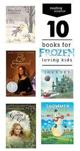 book nook 10 books kids love loved frozen modern