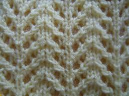 chevron rib knitting stitch how to knit