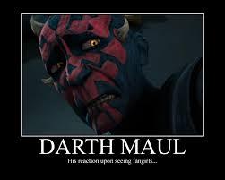 Darth Maul Meme - darth maul motivator by jessicabane501 on deviantart