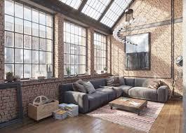 industrial loft free 3d scene industrial loft roman kolyada