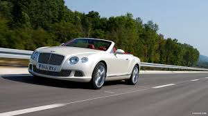 2012 bentley continental gtc silk white front hd wallpaper 29