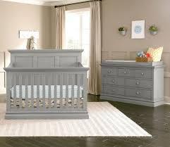 convertible crib and dresser set westwood pine ridge 2 piece nursery set crib and double dresser