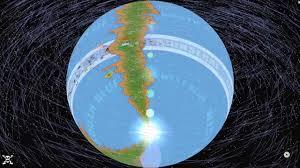 World Map Globe by Globe One Piece New World Map Shin Sekai Interactive Virtual Tour
