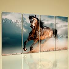 huge 3d window view white horse wall sticker mural art decal horse wall art huge image permalink