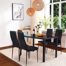 Casual Dining Room Table Sets Kitchen Furniture Contemporary Extension Dining Table Modern