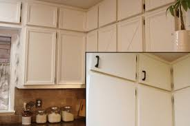 Modernize Kitchen Cabinets Update Old Kitchen Cabinets Flat Cabinets Andrea Outloud