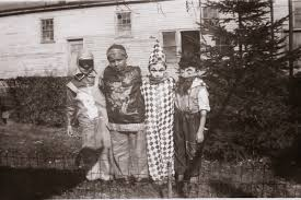 halloween vintage images a look at vintage halloween costumes dust factory vintage