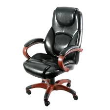 black leather desk chair z line designs black leather executive office chair zl5007 01eccu