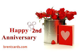 2 year wedding anniversary 2 year wedding anniversary cards wedding anniversary wishes all
