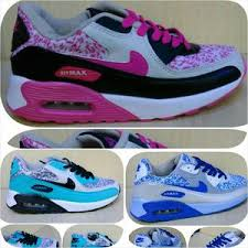 Sepatu Nike Air sepatu nike air max 90 flower 0823 4627 5206 telkomsel