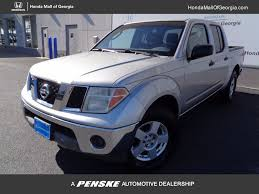 2006 used nissan frontier se crew cab v6 automatic 2wd at honda