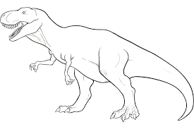 remarkable cute dinosaur coloring pages with t rex coloring page