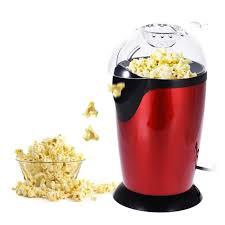machine pour cuisiner mini machine à pop corn machine de fabrication de maïs sans huile
