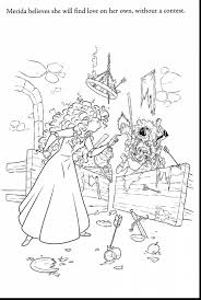 Unbelievable Brave Coloring Pages Dokardokarz Net Disney Brave Coloring Pages