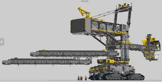 lego technic bucket wheel excavator 42055 bucket wheel excavator mods and improvements page 6