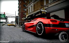 koenigsegg agera s red gta gaming archive