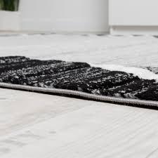 Wohnzimmer Teppiche Modern Wohnzimmerteppich Grau Harzite Com