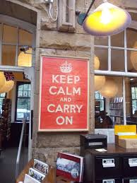 Keep Calm And Carry On Meme - where does the keep calm and carry on meme come from vox
