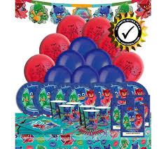 buy ultimate extra pj masks party pack argos uk