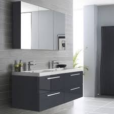 stunning tall white gloss bathroom cabinet images the best small
