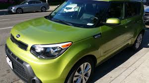 Ugly Green The Green Demon Rental Car Review U2014 The Loud Pedal