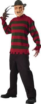 freddy krueger costume nightmare on elm costumes
