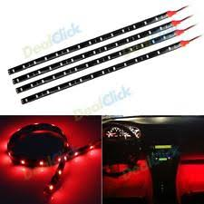 Led Strip For Car Interior Car Interior Lights Ebay