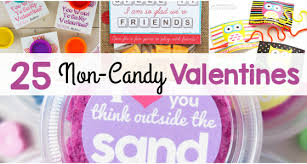 candy valentines non candy valentines for kids pre k pages