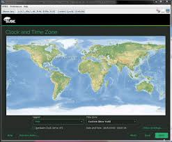 Utc Time Zone Map Install Sles 12 Os Manually Using Local Or Remote Media Oracle